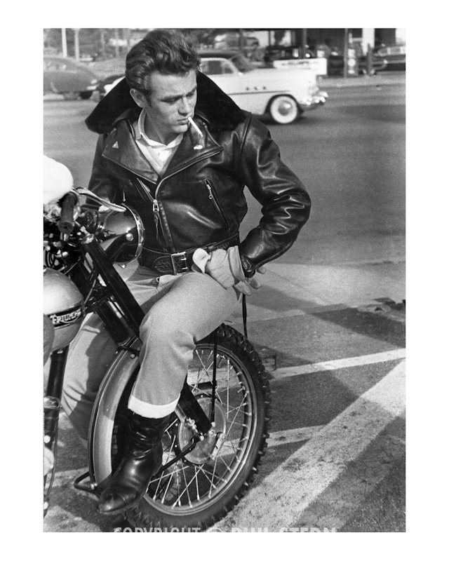 james dean instagram