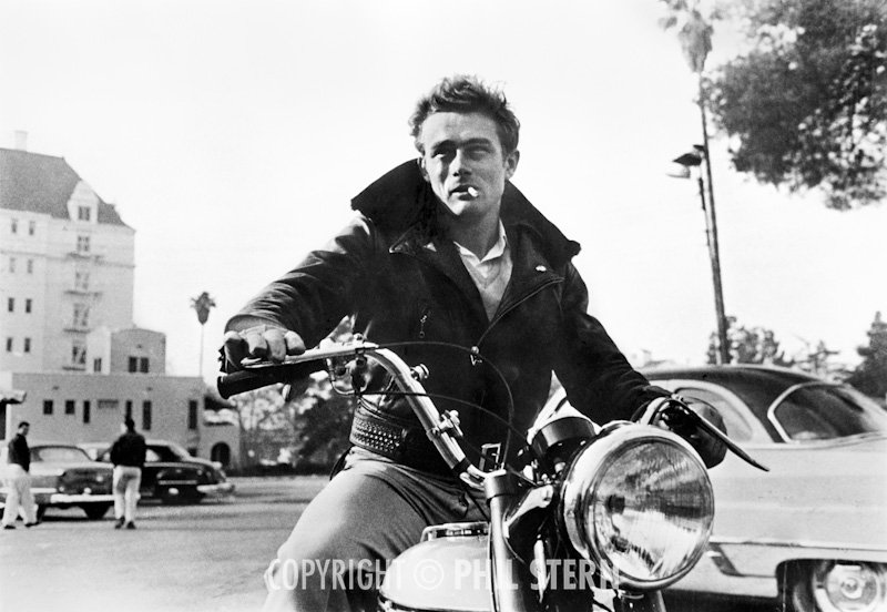 Phil Sterns Archives &187 James Dean