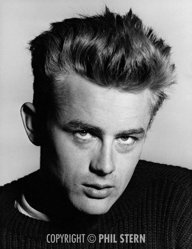 Phil Stern S Archives 187 James Dean
