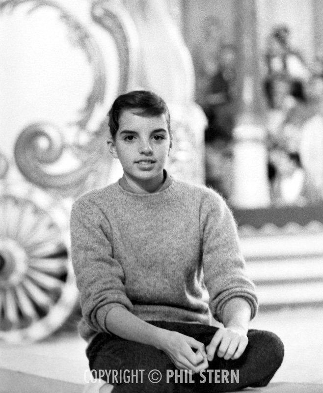 Phil Stern's Archives » Liza Minnelli