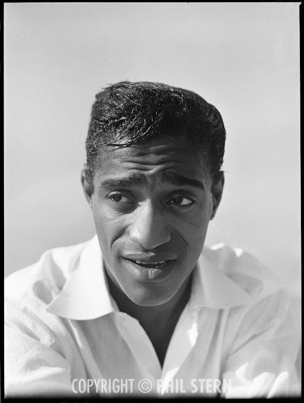Phil Stern S Archives 187 Sammy Davis Jr