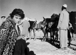 Legend of the Lost (1957), Sophia Loren's first big Hollywood film. The movie was shot in the Libyan desert, about five hundred miles south of Tripoli; John Wayne and Rossano Brazzi were the stars. Carlo Ponti was connected to the film. He and Loren weren't yet married, but he sent along a sort of chaperone – a communist professor from Rome University. 
