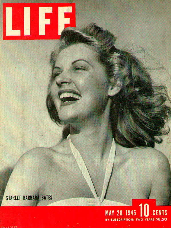 Phil Stern S Archives 187 Life Magazine 1945 Cover