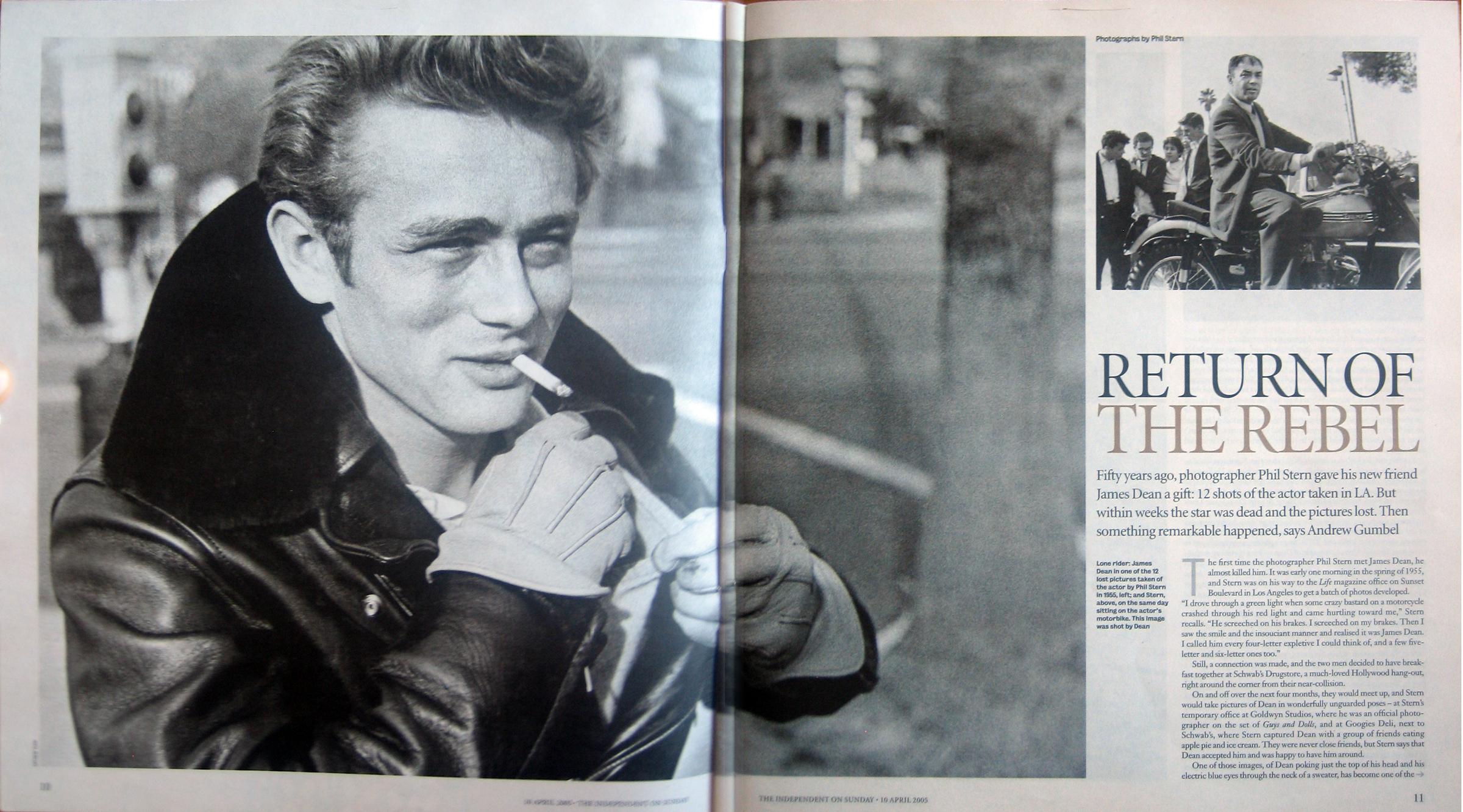 james dean photos life magazine