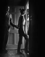 Audrey Hepburn with her husband, Mel Ferrer, 1960